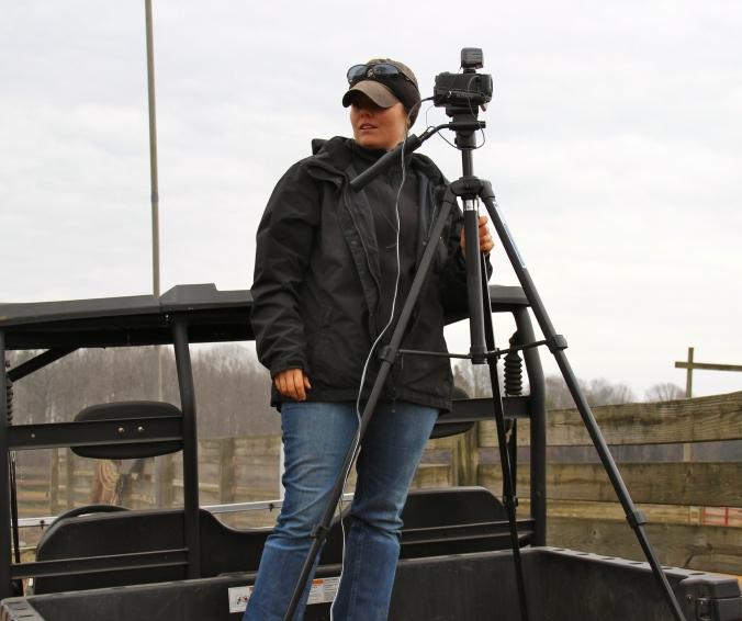 Camerawoman Kate