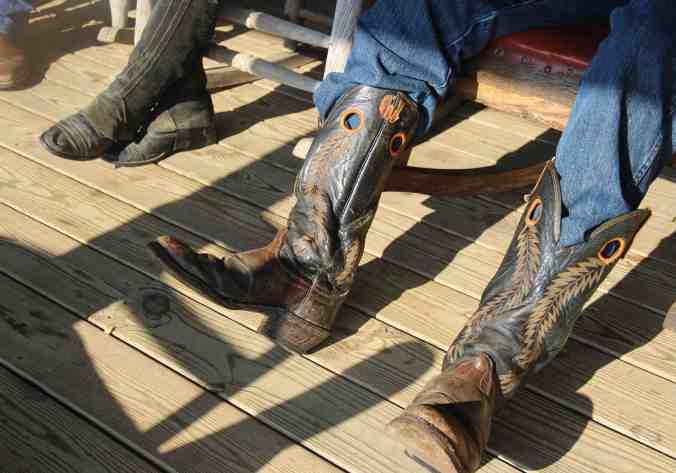 Alan boots